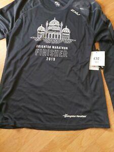 Brighton Marathon Finisher 2019 Mens T Shirt Size M