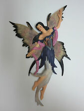 """Amy Brown Style 3-D Fairy Wall Hanging """"Fairy Myths"""" by Golden Future Studio NIB"""