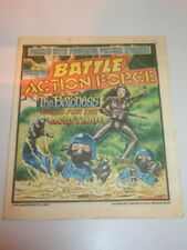 BATTLE ACTION FORCE BRITISH WEEKLY IPC 7TH SEPTEMBER 1985^
