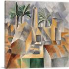 ARTCANVAS Brick Factory at Tortosa 1909 Canvas Art Print by Pablo Picasso