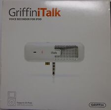 GriffiniTalk Voice Recorder for iPod 4020-Talk -1