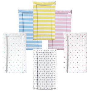East Coast Padded Changing Mat Baby Nursery Nappy Change Unit Waterproof Topper