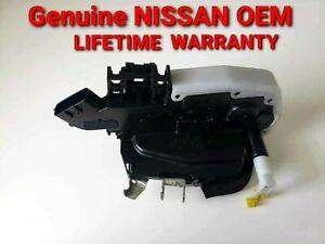 LIFETIME WARRANTY 11 to 17 Nissan Quest Door Lock Actuator LEFT FRONT $10 back