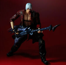 Play Arts Kai PA DEVIL MAY CRY  3 DANTE Action Figure Statue Model Box Set