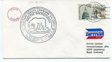 USNS Yukon T-AO 152 Arctic Operations Military Sealift Operations Polar Cover