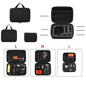 For GoPro HERO 9 /10 Camera Carrying Bag Shockproof Camera S/M/L Protective Case