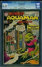 Showcase 33 CGC 6.0 OW/W Silver Age Key DC Comic Early Aquaman Appearamce L@@K