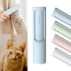 Pet Hair Lint Remover Sofa Cloth Lint Cleaning Brush Dog Cat Fur Roller Reusable