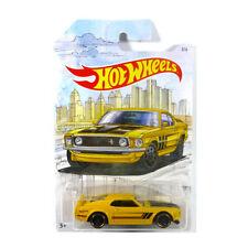 Hot Wheels GDG44-10 Ford Mustang Boss 302 gelb Maßstab 1:64 NEU! °