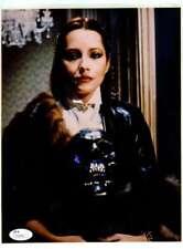 BARBARA CARRERA Hand Signed JSA COA 8x10 Photo Autographed Authentic JAMES BOND