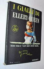 I GIALLI DI ELLERY QUEEN N 66 giugno 1955 GARZANTI