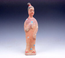 Vintage Chinese Pottery Hand Crafted Ancient Figurine Sculpture #09291706