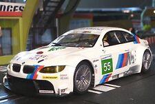 SCALEAUTO BMW M3 GT2 Nr.55 in 1:24 mit Metallchassis TOP QUALITÄT         SC7035