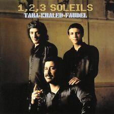 KHALED/TAHA/FAUDEL - 1,2,3 SOLEILS (2-CD) 2 CD NEU