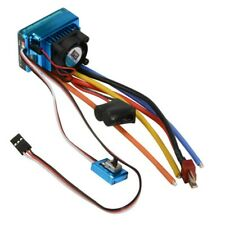 Brushless Motor 120A ESC Combo Electric Speed Controller for 1/10 RC Car Truck