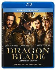 Dragon Blade (Blu-ray Disc only, 2014, Canadian, French Included)