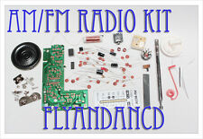 DIY electronic Kit - AM/FM radio box clock receiver kit module SMD SMT CF210SP