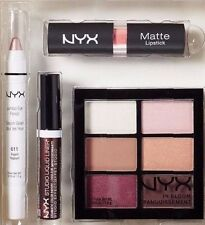 "NYX COMPLETE MAKE UP SET  ""IN BLOOM LOOK"""