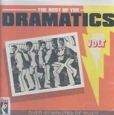 Best of The Dramatics 0025218300322 CD