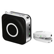 Takstar E160W 2.4G Digital Portable Wireless Fashionable Voice Amplifier White