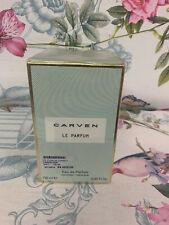 Carven Le Parfum 100 ML CARVEN Neuf Eau De Parfum FEMME