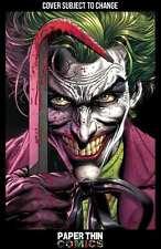 BATMAN THREE JOKERS #1 (OF 3) PREORDER AUG 26 2020