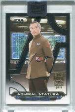 2018 Topps Star Wars Archives Signature AUTO Ken Leung Admiral STATURA /24 Lost