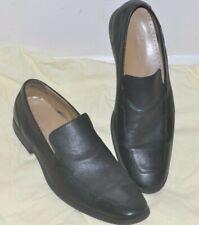 Men's COLE HAAN  Black Leather Loafer Slip On Dress Shoes Size 10 M