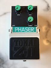 Tokai TPH-2 Z-II Analog Phaser Rare Vintage Guitar Effect Pedal MIJ Japan *READ*