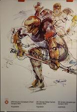 Olympic Winter Games Sarajevo 1984 - Ice Hockey