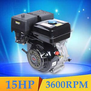 15PS 420CC Benzinmotor 4 Takt Benzinmotor Standmotor Kartmotor 1 Zylinder DHL