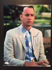 Tom Hanks Jsa Forrest Gump Jsa Autograph Signed Photo 11 x 14