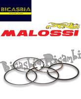 10453 SEGMENTOS DE BANDAS PISTÓN MALOSSI DM 52 CILINDRO PEUGEOT V-CLIC 50 4T