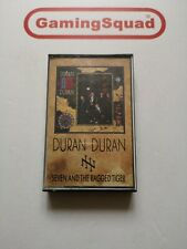 Duran Duran, Seven and the Ragged Tiger Cassette Tape, Supplied by Gaming Squad