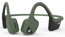 AfterShokz Trekz Air Open Ear Bone Conduction Bluetooth Wireless Headphone Green