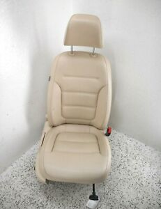 11-14 Volkswagen Jetta Sedan Front Passenger Right Seat Manual OEM Height Adjust