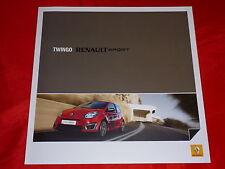 RENAULT Twingo Renault Sport Prospekt von 2008
