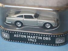 HotWheels James Bond 007 Skyfall Aston Martin DB5 1963 USA issue 70mm