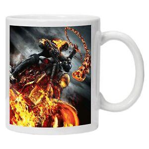 Ghost Rider Classic Movie Personalised Printed Coffee Tea Mug Cup Gift