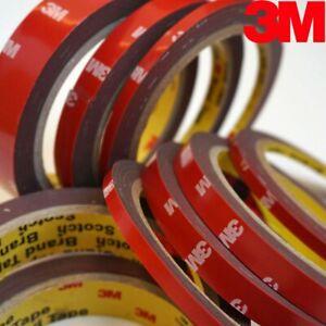 3M VHB Doppelseitiges Klebestreifen Montage Hochleistung Klebeband Powerband