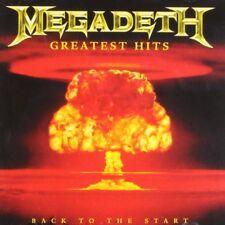 MEGADETH       -      GREATEST HITS       -    NEW CD