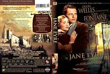 Jane Eyre ~ New DVD ~ Orson Welles, Joan Fontaine, Margaret O'Brien (1944)