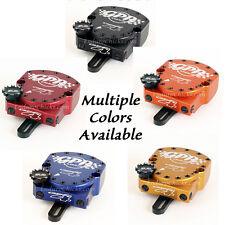 GPR V4 Dirtbike Fat Bar Stabilizer-Honda CRF250R (04-09), # 9001-0003 - BLK