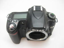 Nikon D80 10.2MP CCD Sensor Digital SLR Camera (Body Only) NKR-D80(B)