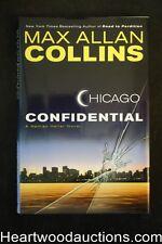 Chicago Confidential by Max Allan Collins Unread Copy