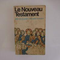 El Nuevo Testament Biblia De Jerusalén Ediciones La Ciervo Desclée Brouwer 1979