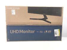 """Samsung UJ59 Series U32J590UQN 32"""" LED 4K UHD FreeSync Monitor U32J590"""