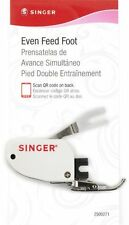SINGER Even Feed Walking Presser Foot for Quilting or Thick Fabric on