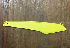 New-Tupperware #1223 Cheese Knife Slicer/ Server Gadget Tiny Treasures Yellow