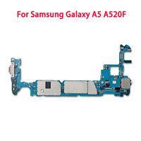 Logic Board Motherboard Unique SIM Card for Samsung Galaxy A5 A520F Unlocked